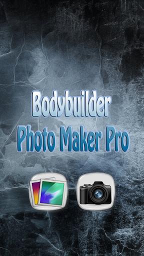 Bodybuilder Photo Maker Pro
