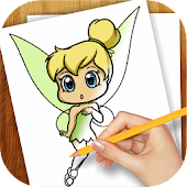 Download Learn to Draw Fairies APK on PC