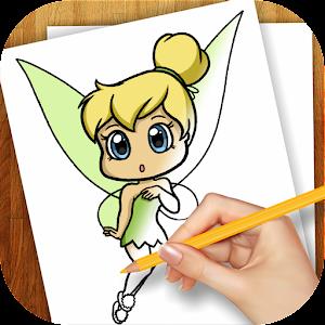 家庭片App 学画画仙子 LOGO-3C達人阿輝的APP