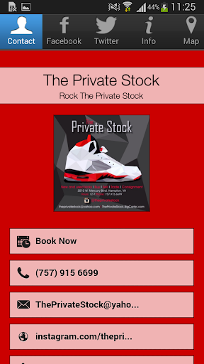 The Private Stock