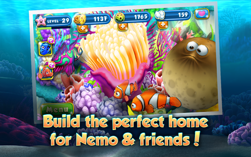 Nemo's Reef screenshot