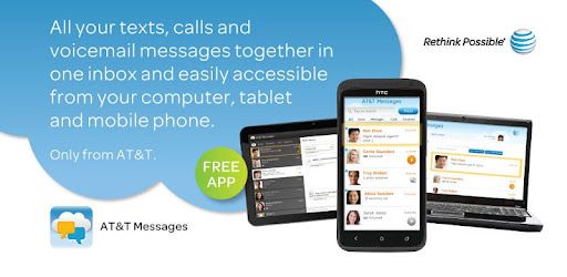 Text from tablet to phone