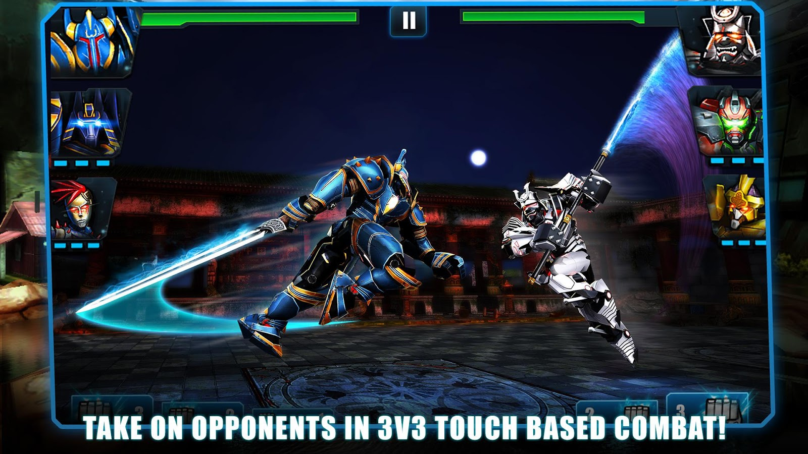 free robot fighting games to play