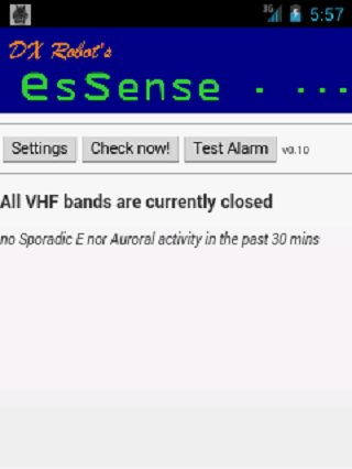 EsSense (Free Beta)- screenshot