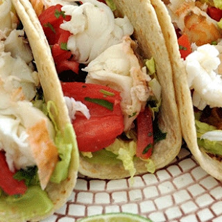 Lobster Taco.
