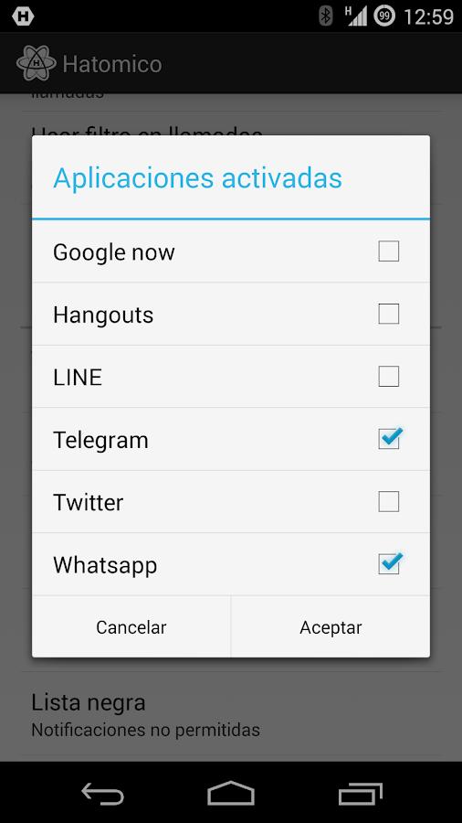 Hatomico - screenshot