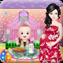 Nourrir les jeux de bébé icon