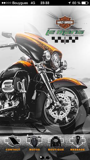 Harley-Davidson Le Mans