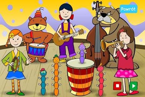 Piosenki Misia Bu dla dzieci Screenshot 4