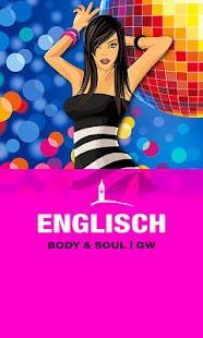 ENGLISCH Body & Soul | GW- screenshot thumbnail
