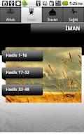 Screenshot of HadisDemeti