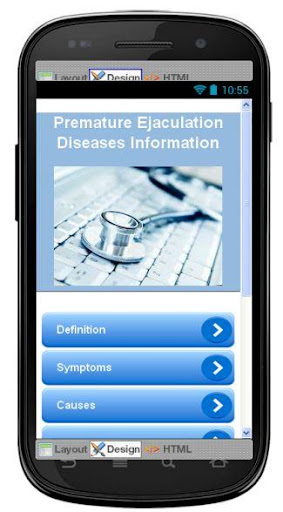 Premature Ejaculation Disease