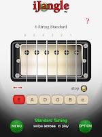 Screenshot of Guitar Chords Scales Tuner