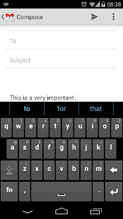 Texthelp Keyboard (Beta) - screenshot thumbnail