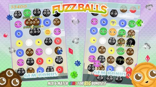 【免費休閒App】FuzzBalls-混合 N 比賽遊戲 !-APP點子