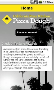 CPK Pizza Dough screenshot 0