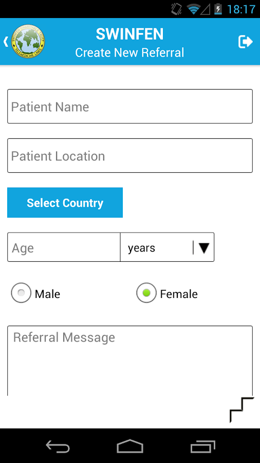 SCT Telemedicine- screenshot