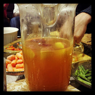 Homemade Mulled Apple Cider (With Vanilla and Nutmeg)