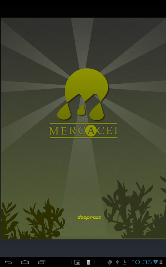Mercacei - Doopress- screenshot