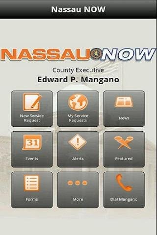 NassauNOW- screenshot