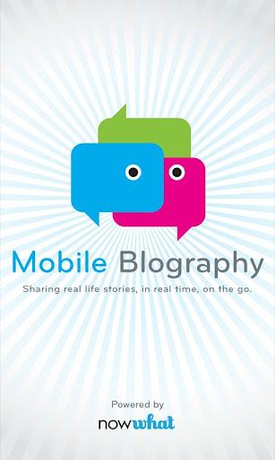 【免費通訊App】Mobile Blography (Japanese)-APP點子