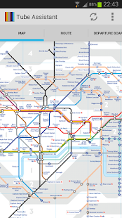 London Tube Assistant