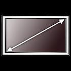 TV Screen Size Calculator icon