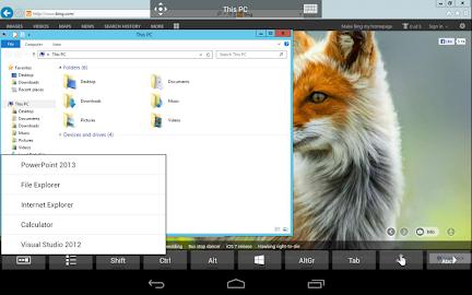 Microsoft Remote Desktop Screenshot 28
