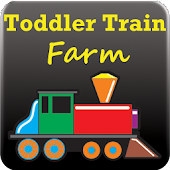 Toddler Train - Farm