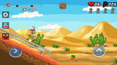 Bunny Skater 1.5 screenshot 8790
