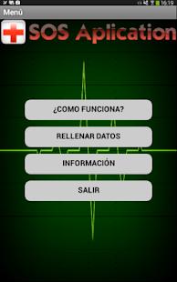 SOS APP Español