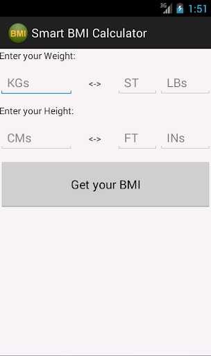 【免費健康App】Smart BMI Calculator-APP點子