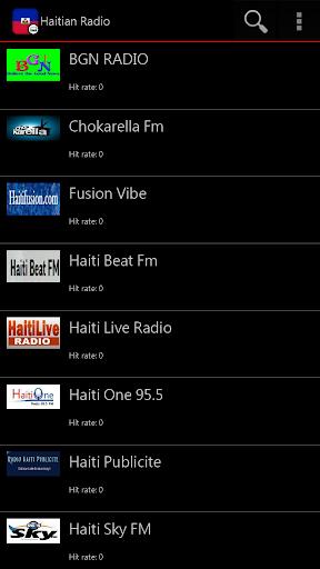Haitian Radio