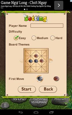 Yoke Chess - Co Ganh - screenshot