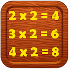 Kids Multiplication Tables icon