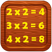 Kids Multiplication Tables