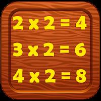 Kids Multiplication Tables 2.7