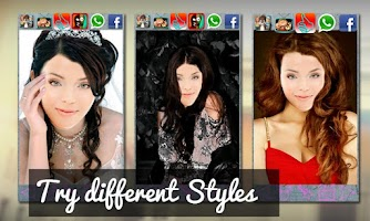 Screenshot of Hairstyles - Star Look Salon