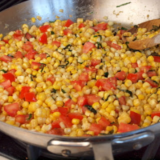 Chesapeake Corn, Tomatoes & Basil