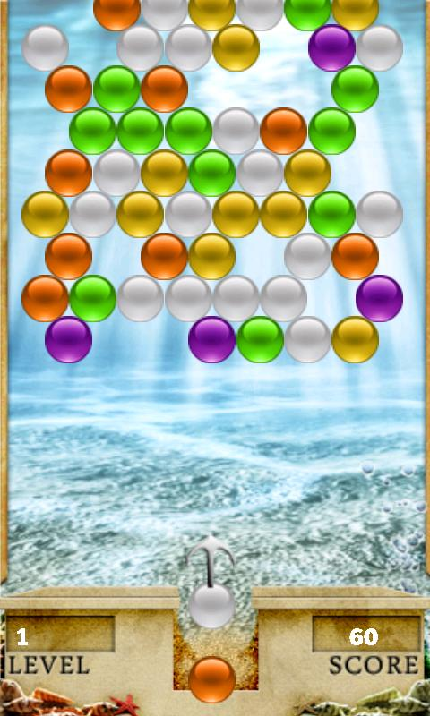 Water Bubbles- screenshot
