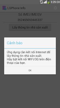 LG Phone Info