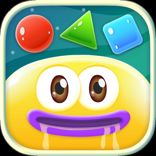 Jelly 8 : 轻敲数图与果冻怪物 教育 App LOGO-硬是要APP