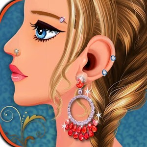 Ear Salon Makeover Spa for PC and MAC