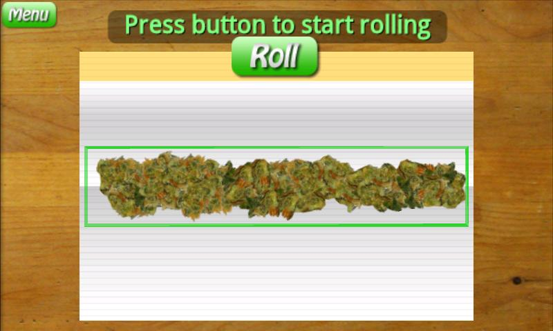 Roll A Joint - screenshot