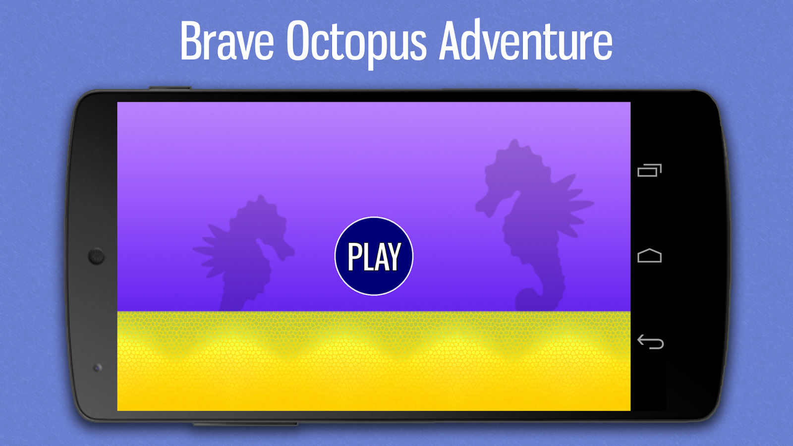 Brave Octopus Adventure - screenshot