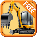Construction Cars Free icon