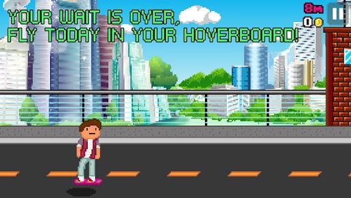 Hoverboard Skater
