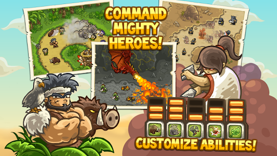 Kingdom Rush Frontiers APK 3