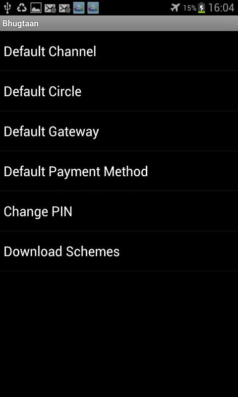 Bhugtaan Mobile/DTH Recharge - screenshot
