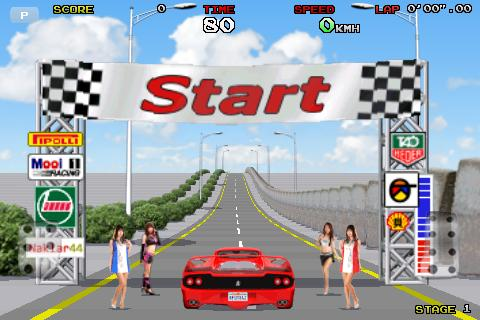 Final Freeway - screenshot
